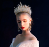 BJ100 High grade full handmade  Bridal Crown