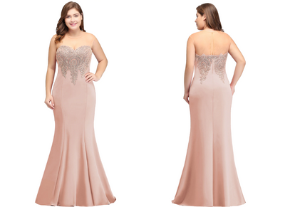 Plus Size Evening Dresses