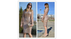 MX39 Long sleeve Sequin Night Club Dresses (4 Colors)