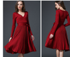 Casual Winter Spring Dresses (7 Colors)