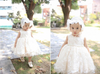 FG132 Tulle Ball gown Christening Dress