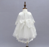 FG144 : 3 pcs/set Baby Girl Baptism Gown