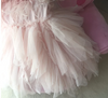 FG147 Flower and feather Girl Dresses