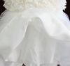 FG264 lace flower Baby Girl dresses(4 Colors)