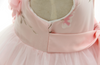 FG271 Sweet Pink Flower Girl Dress