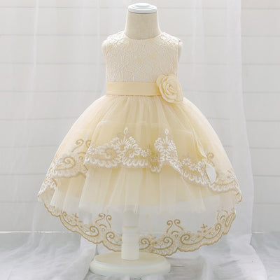 FG362 : 5 Styles of Girl dresses (1-24 months )