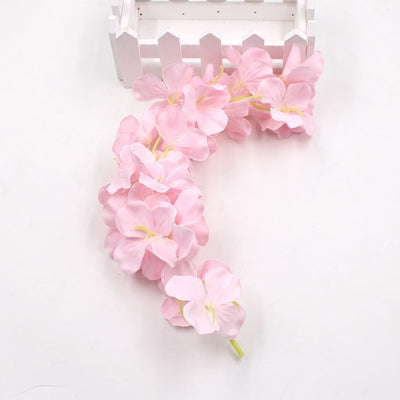 DIY01 Artificial Hydrangea Flower String(12 Colors)
