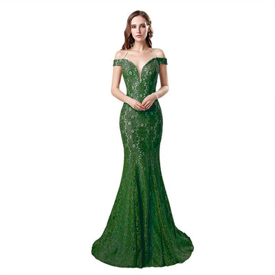 PP37 Sexy  Prom Dresses(5 Colors)