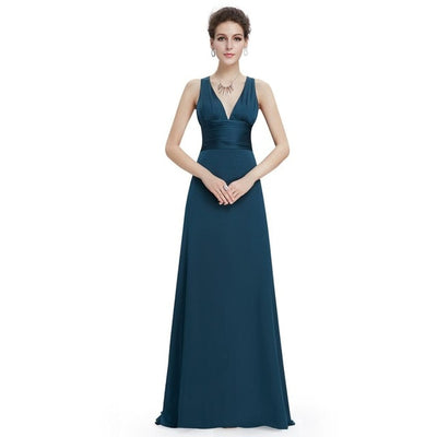 Formal Sleeveless Bridesmaid Dresses