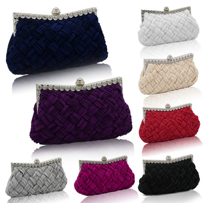 CB40 Classic Evening Clutch Bags (8 Colors )
