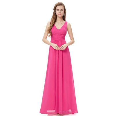 BH37 Formal Bridesmaid Dresses(15 Colors)