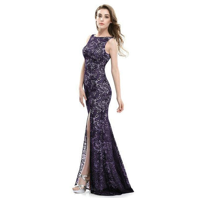 PP32 Sleeveless Evening Dresses(5 Colors)