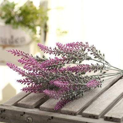 Artificial Lavenders for DIY Wedding Decor & Party
