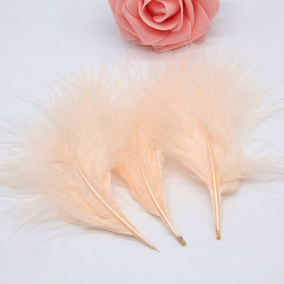 Turkey Feathers  For DIY Party decoration (23 Colors)