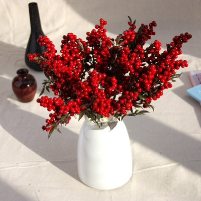 Artificial Berry Flower For wedding & Home Decoration