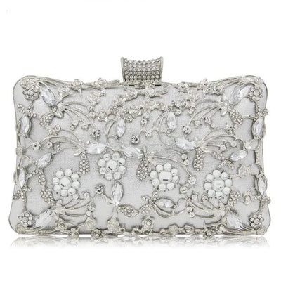 CB101 Fashion Diamond Evening Clutch Bags (9 Colors)