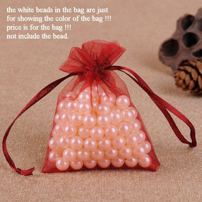 Organza Fabric Bags for Party & Wedding Gift Bags