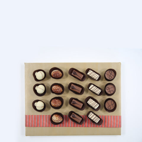 Belgian Chocolate Platters - Choose the amount