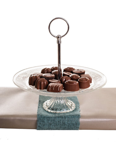 Candy Dish with Chocolates