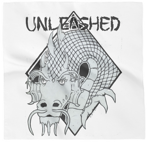 UNLEASHED bandanas