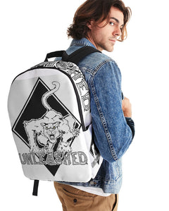 UNLEASHED BRAND KICKS Large Backpack