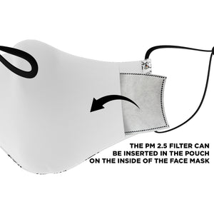 UNLEASHED BRAND FACE MASK