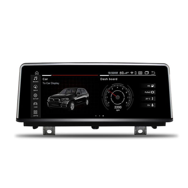 "8.8"" IPS Touch Schirm GPS Navigation Autoradio Multimedia Station Qualcomm 8-Core 4G+64G für BMW 1er/2er F20 F21 F22 - Ewaying DEUTSCHLAND"