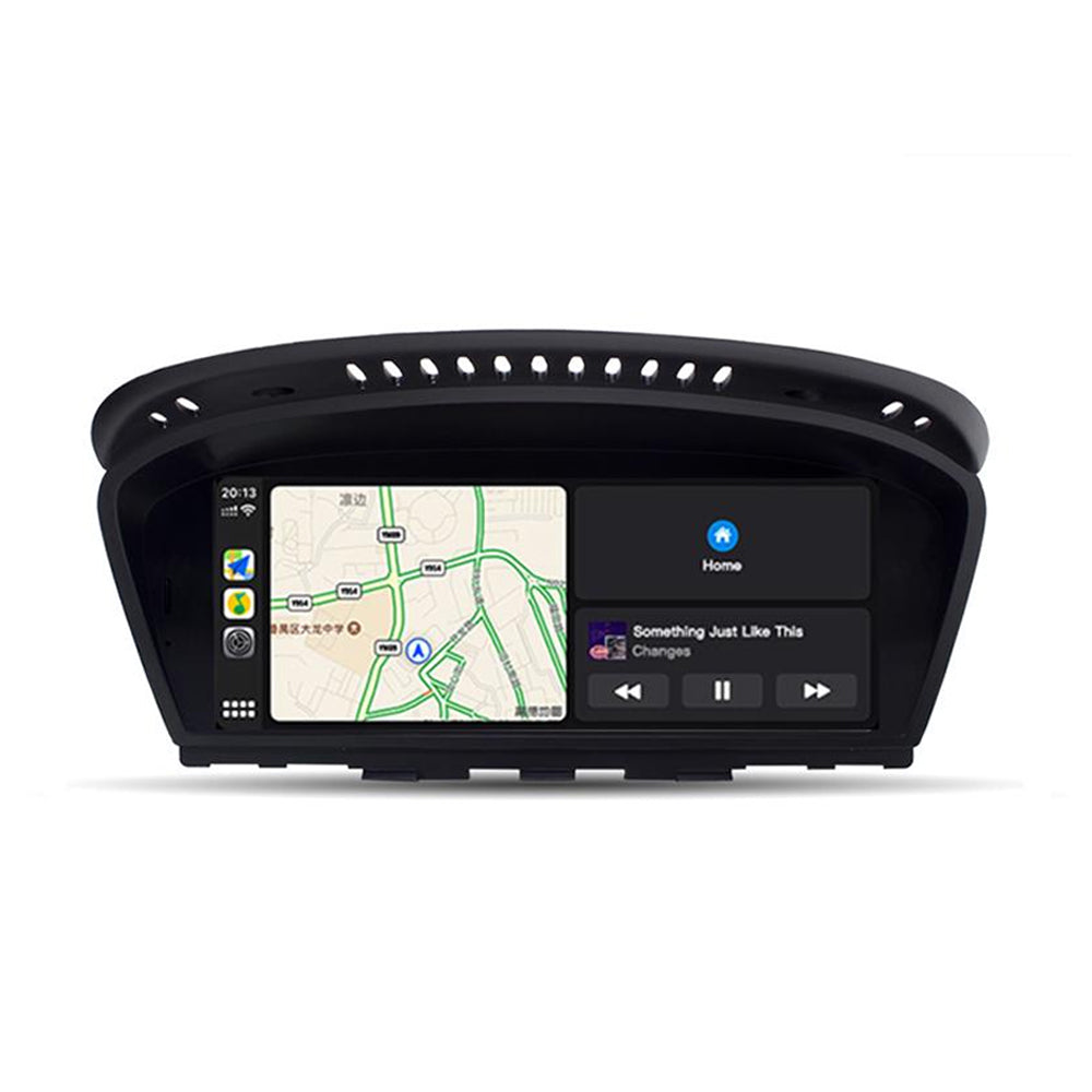 "8,8 ""drahtlose Apple CarPlay + Android Auto GPS Navigation Head Unit für BMW Serie 3 5 E60 E61 E63 E64 M6 E90 E91 E92 E93 M3 ohne Android-System. - Ewaying DEUTSCHLAND"