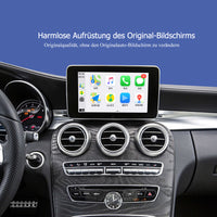 Drahtloses Apple Carplay und Android Auto Car Retrofit für Mercedes BENZ NTG4.5 NTG5.0 2013-2017 - Ewaying DEUTSCHLAND