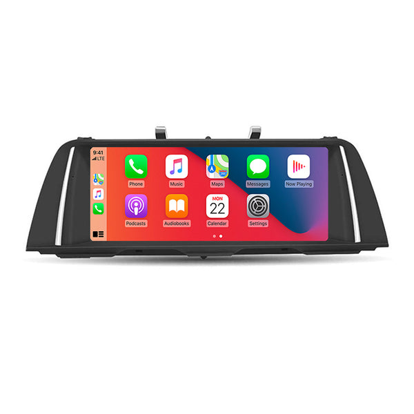 "Kabelloses Apple CarPlay für BMW Series 5 F10 F11 F18 Android Auto 10,25"" Bildschirm - Ewaying DEUTSCHLAND"