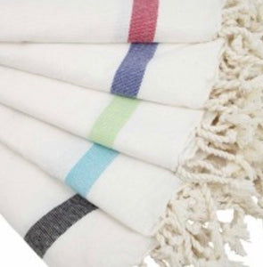 Let's Talk Turkish Towels!