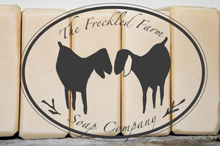 Freckled Farm Goat Milk Soap and Lotion