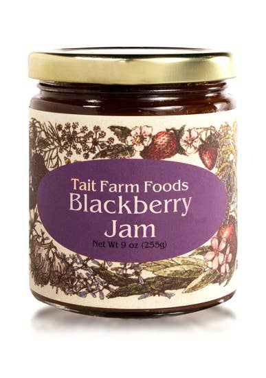 Tait Farm Foods - 9oz Blackberry Jam