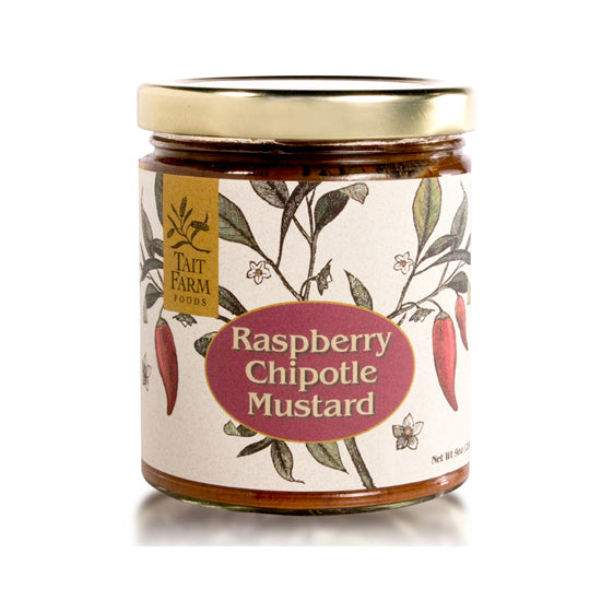 Tait Farm Foods - 9oz Raspberry Chipotle Mustard