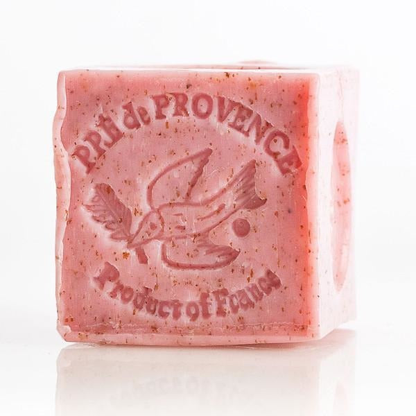 French Marseille Soap Cube - Fig Grapefruit