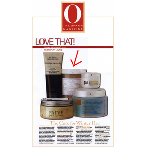 French Hair Paste in Oprah Magazine!