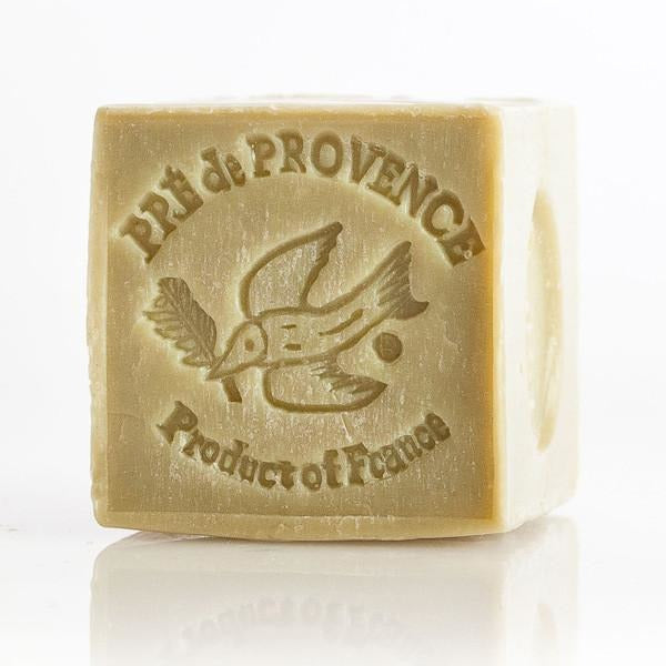 Natural French Marseille Soap Cube