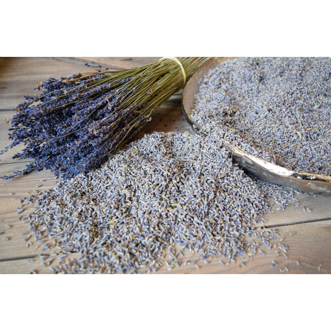 French Lavender Buds in Bulk 1 lb.