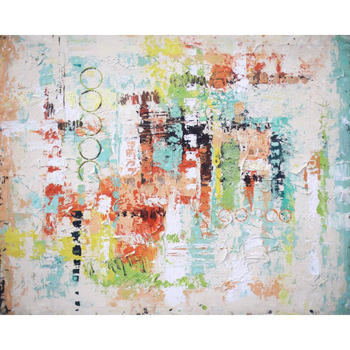 Abstract Print Wall Art