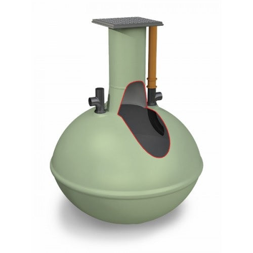 Clearwater Septic Tank 2,800 Litre