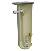Clearwater CWP5 1600L Pump - Sewage