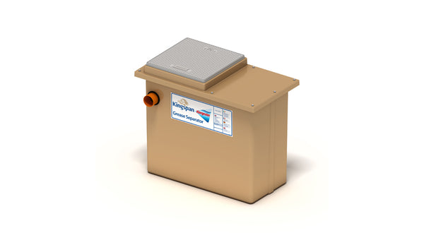 Clearwater Grease Trap NSG01 - 500 Litres