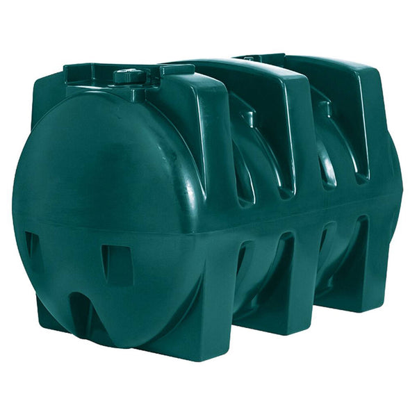 1300 Litre Single Skin Oil Tank - Titan H1300TT