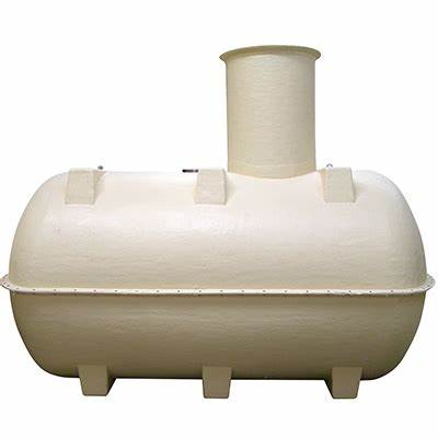 Marsh Horizontal Septic Tank - 12,000L