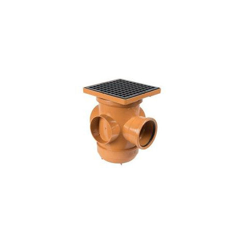 Osma Drain Bottle Gully 87.5° 110mm (closed bosses)
