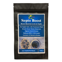 Septic Tank Bacteria 6 Months Supply