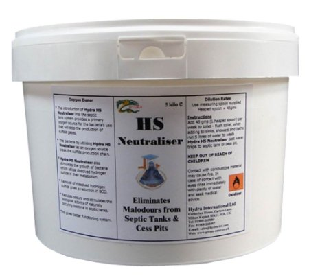 Septic Tank Smell Remover 5 KG