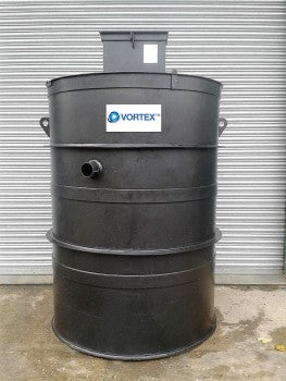 Vortex Sewage Treatment Plant 30
