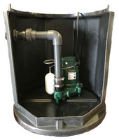 Z100 Compact Plus Sewage Pumping Station
