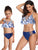 American Parent-child Swimming Suit Bikini - Hellosasa
